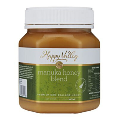 Happy Valley New Zealand Manuka Honey (35 oz) 1kg
