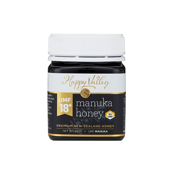 Happy Valley UMF 18+ Premium Manuka Honey (8.8 oz) 250g