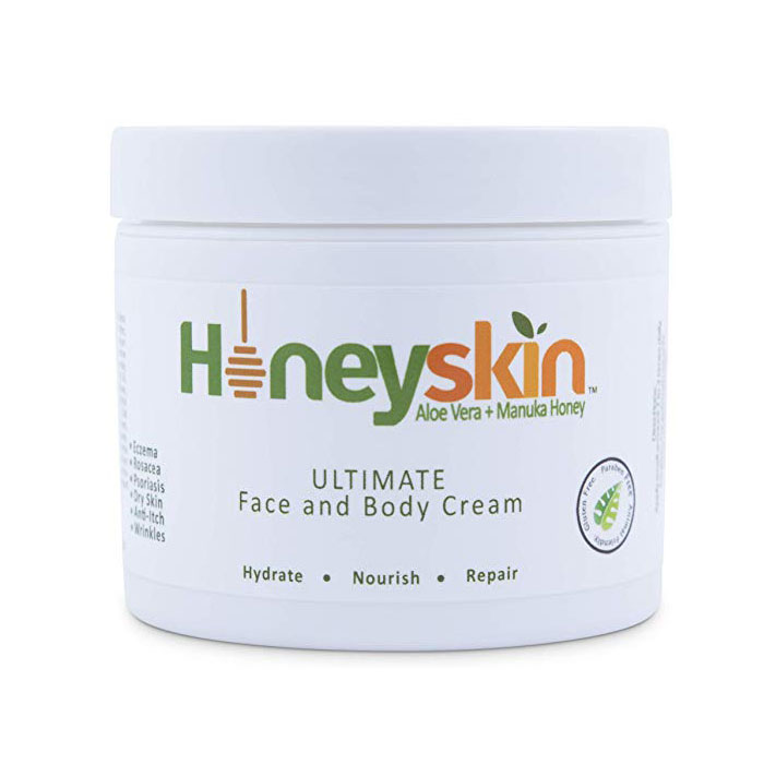 Honeyskin Organics Ultimate Face and Body Cream (8oz) 227g