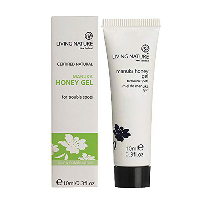 Manuka Blemish Acne Treatment Gel Living Nature Manukasecrets Com