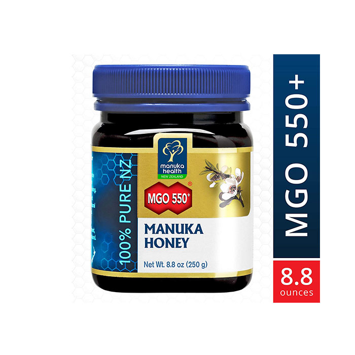 Manuka Health MGO 550+ Manuka Honey (8.8 oz) 250g