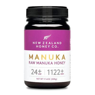 New Zealand Honey Co. Raw Manuka UMF 24+ MGO 1122+ (17.6oz) 500g