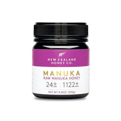 New Zealand Honey Co. Raw Manuka UMF 24+ MGO 1122+ (8.8oz) 250g