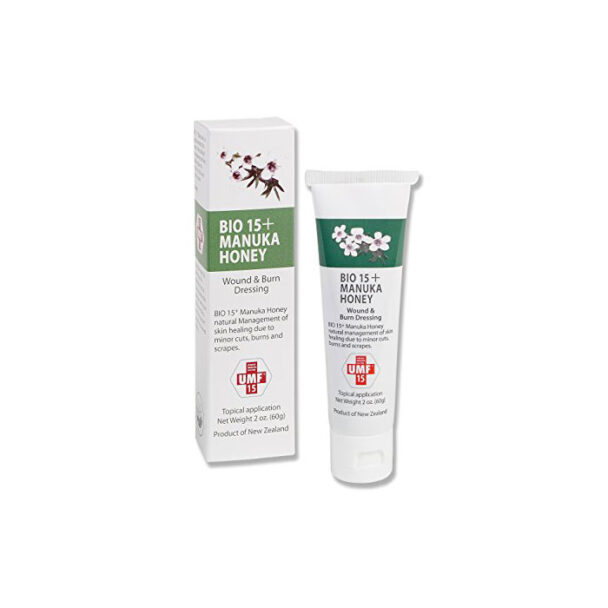 Bio 15+ Manuka Honey Wound & Burn Dressing by Pacific Resources