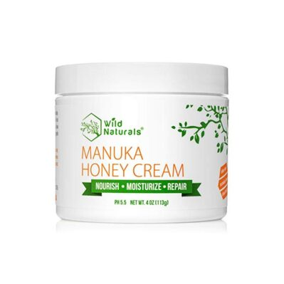 Wild Naturals Manuka Honey Eczema Soothing Cream